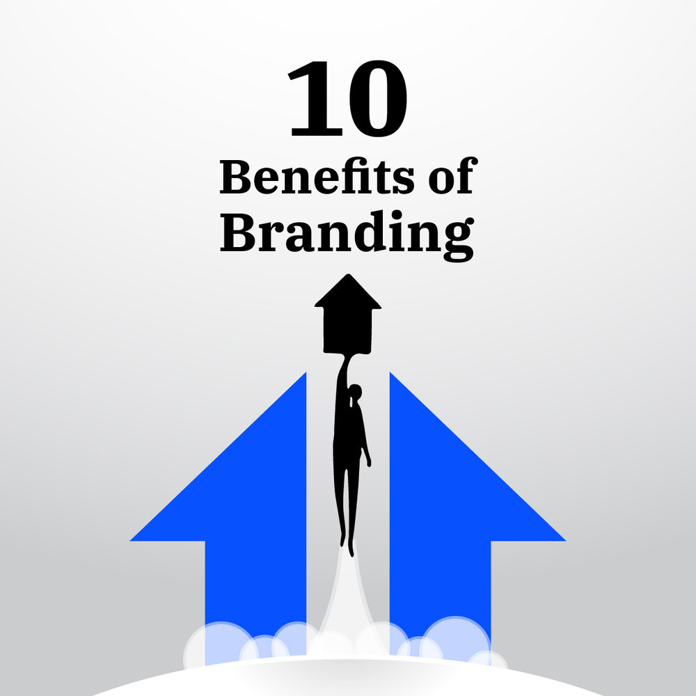 10 Benefits of Branding