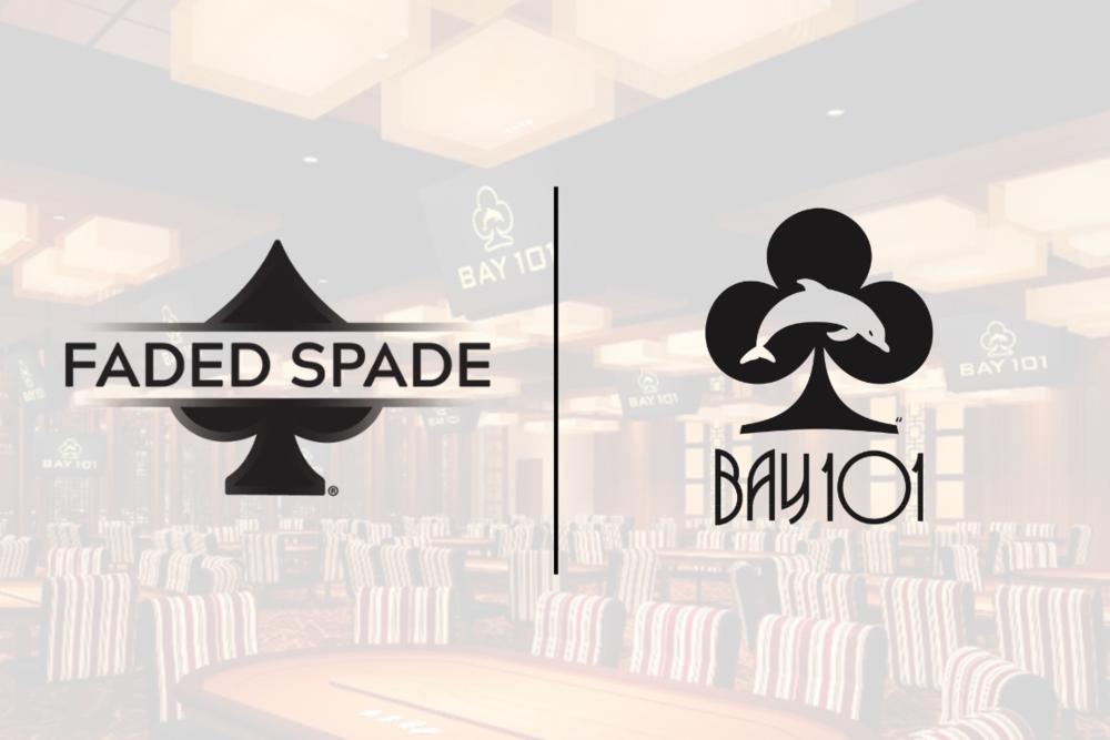 Faded Spade Poker Playing Cards Bay 101 Casino