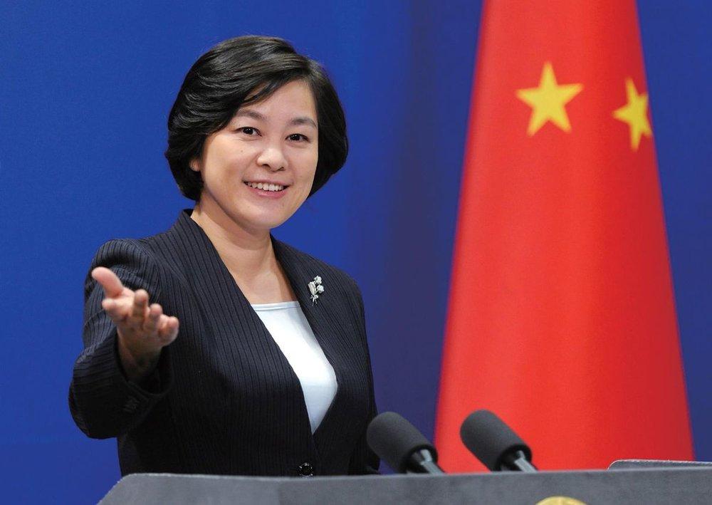 中國長期指責達賴喇嘛是危險分裂分子。圖片來源:中國外交部