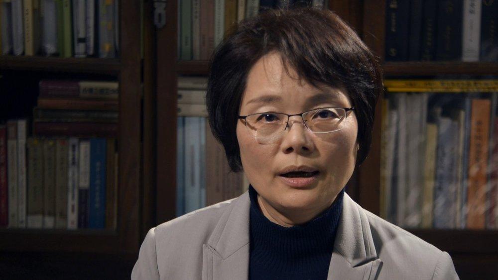 台大歷史系教授陳翠蓮因黃煌雄擔任促轉會主委,因此宣布退出。圖片來源:衛城出版