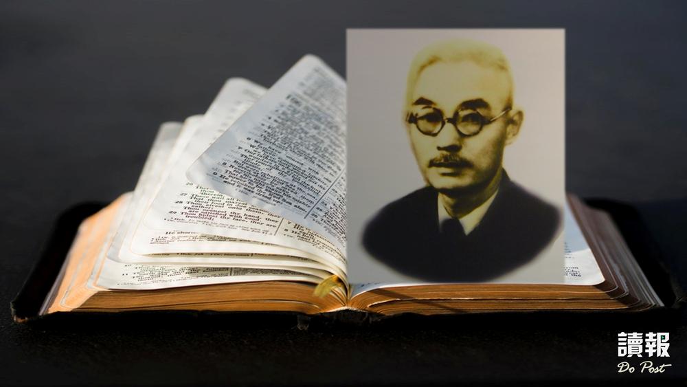 知名醫師張七郎在228事件發生後,一家三口遭國民政府滅門。製圖:美術組