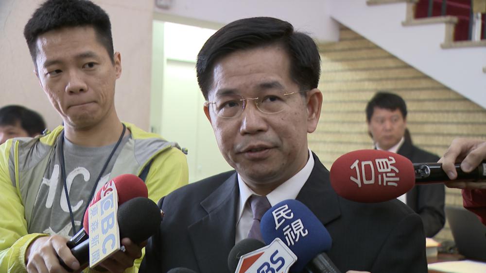 教育部長潘文忠首度表態,若查明管中閔違法在中國大學兼職,將不予聘用其為台大校長。圖片提供:民視新聞