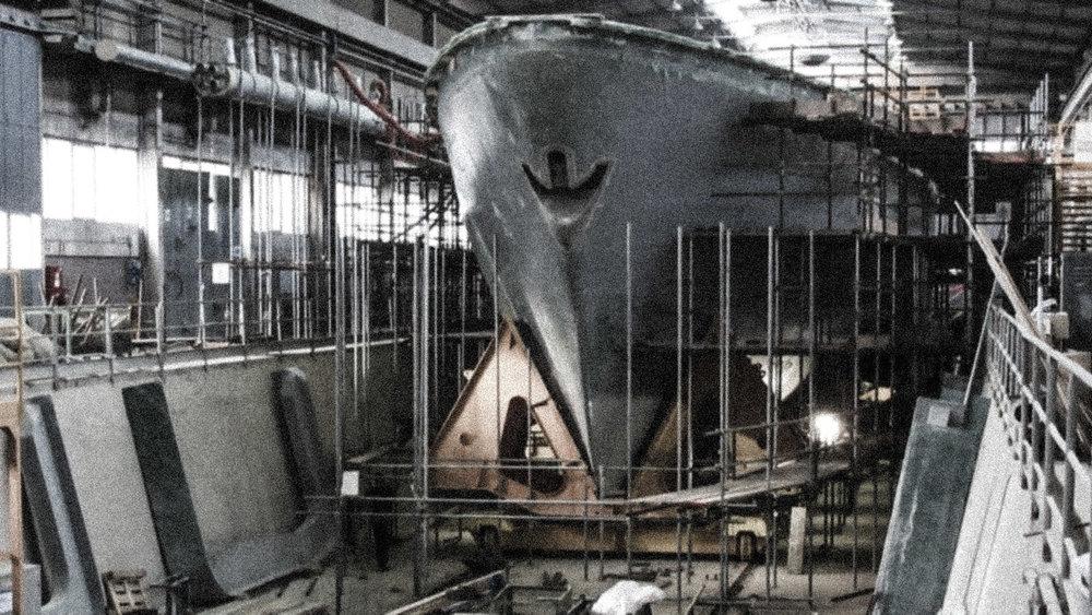 時代力量立委黃國昌表示,獵雷艦案牽涉的高層通通輕輕放過。圖片提供:民視新聞