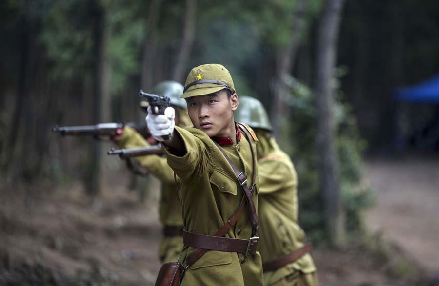中國擬立法將穿著二戰日本軍服者予以刑事處分。圖片來源:網路圖片