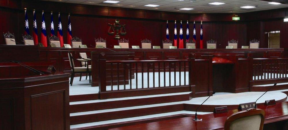 未來最高法院可能將增設大法庭。圖片來源:司法院