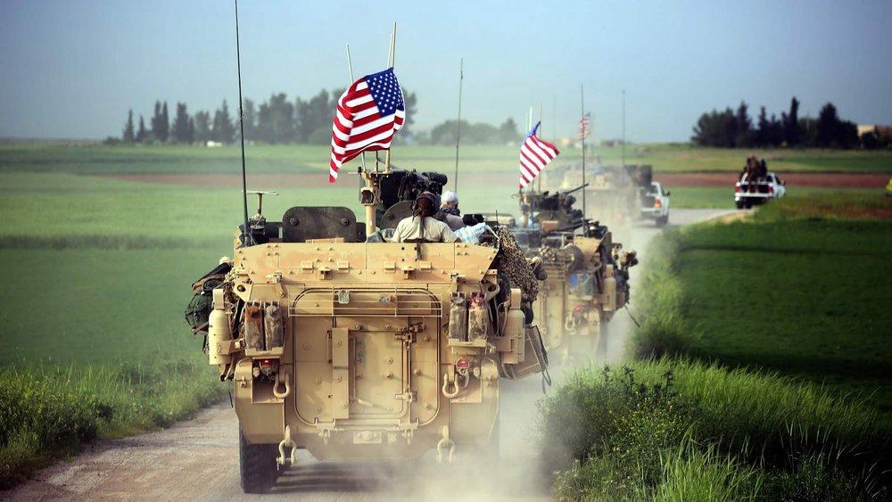 美軍擔心中國透過其手機追蹤部隊,因此下令全面禁用。圖片來源:中國環球電視網