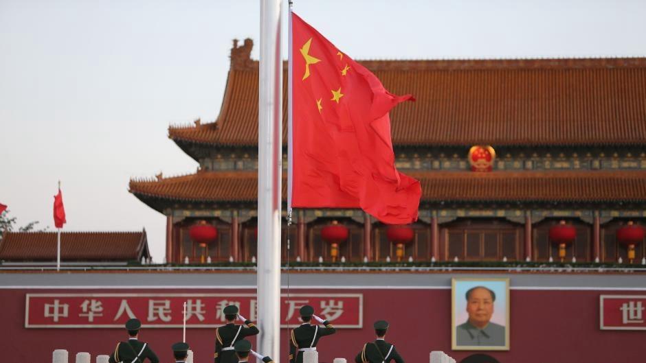 美國對中貿易戰讓中國吃足苦頭。圖片來源:中國環球電視網