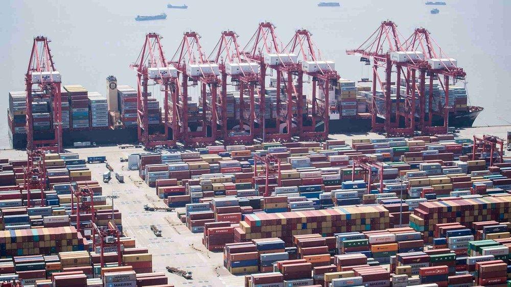美國發動貿易戰讓中國吃足苦頭。圖片來源:中國環球電視網