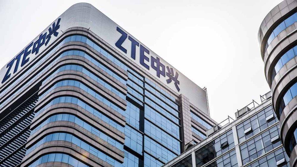 華府將考慮禁止美國公司與中國手機製造商中興通訊合作。圖片來源:中國環球電視網