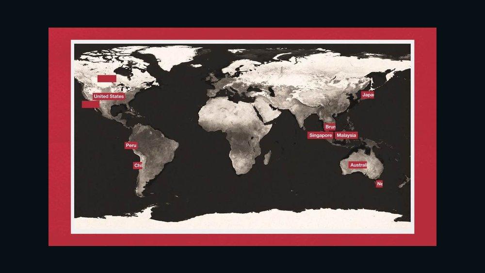 跨太平洋戰略經濟夥伴關係協定(TPP)去年在美國退出後,改名為跨太平洋夥伴全面進展協定(CPTPP)圖片來源:CNN