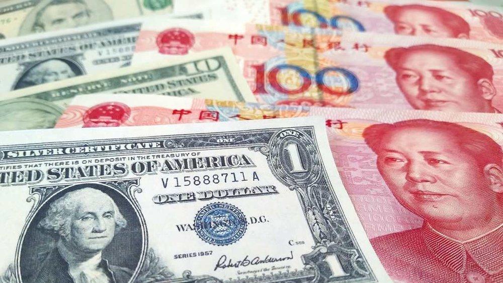 美國與中國的貿易戰看似告一段落。圖片來源:中國環球電視網