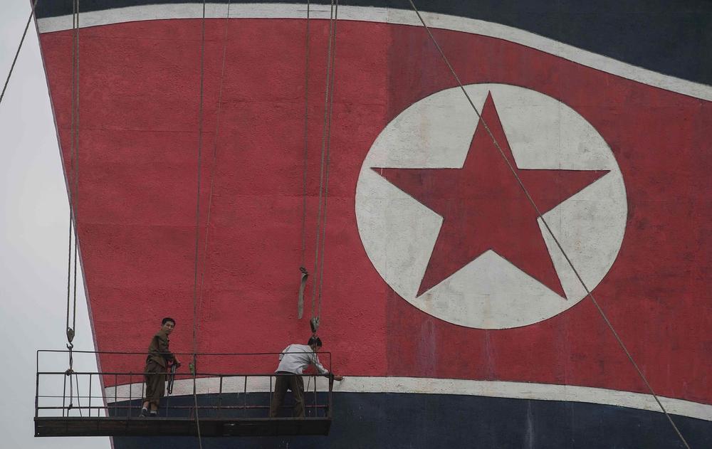 美國認為北韓必須先解除核武才能談判。圖片來源:視覺中國