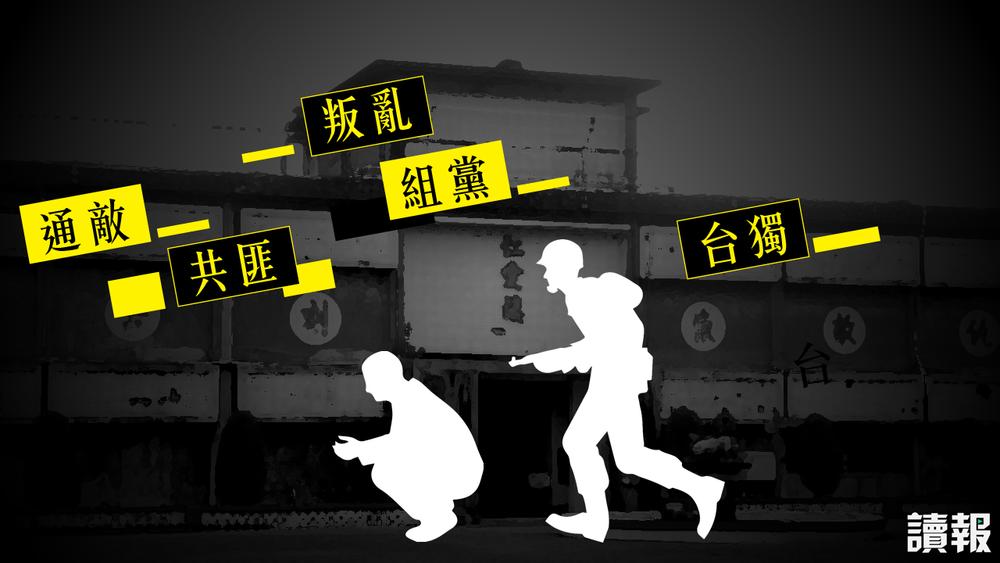 過去曾是台灣警備總部軍法處的所在地,現在成為國家人權博物館。製圖:美術組