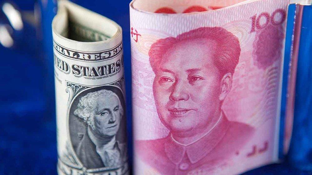 美中貿易大戰進入第二回合,雙方皆做出制裁。圖片來源:中國環球電視網