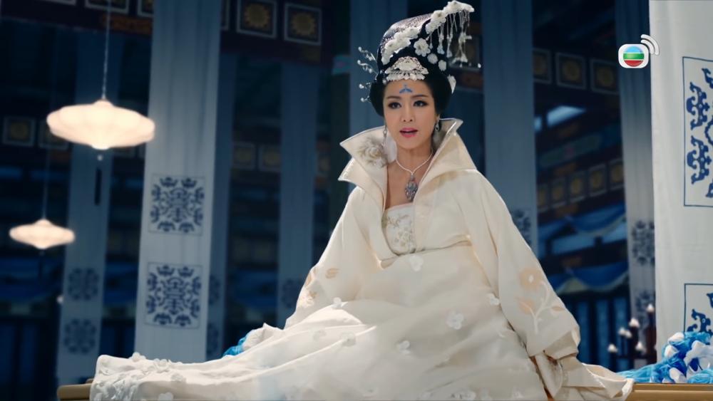 《宮心計2之深宮計》背景為唐朝太平公主時期。圖片來源:無線電視台