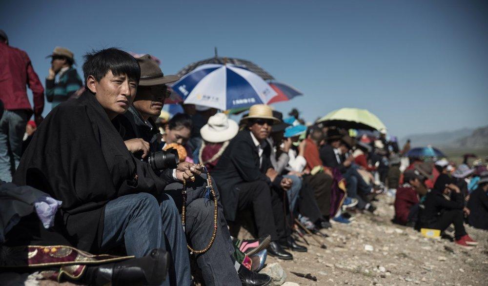 藏語教師遭中國司法判刑5年。圖片來源:國際特赦組織