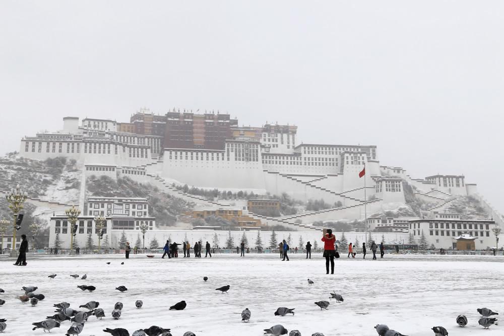 中國對西藏控制日益緊縮。圖片來源:中國環球電視網
