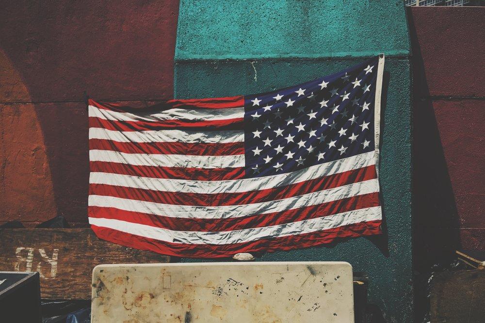 美國針對非邦交國沒有設立《關係法》,唯獨台灣有設立,背後有原因!攝:Jon Tyson/Unsplash