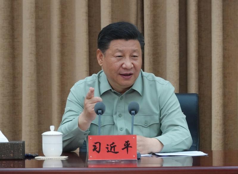 筆者認為中國根本沒有時間武力犯台。圖片來源:中國商務部