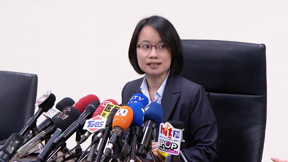 北農總經理吳音寧澄清,業務推廣費使用完全合法。圖片提供:民視新聞
