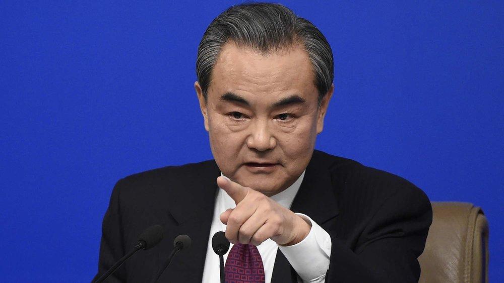 中國全面挖角中華民國友邦。圖片來源:中國環球電視往
