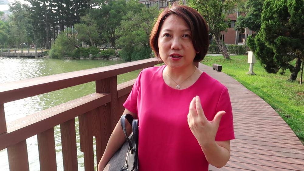 社民黨台北市長參選人范雲接受《讀報》專訪,暢談施政願景。攝:周子愉/讀報