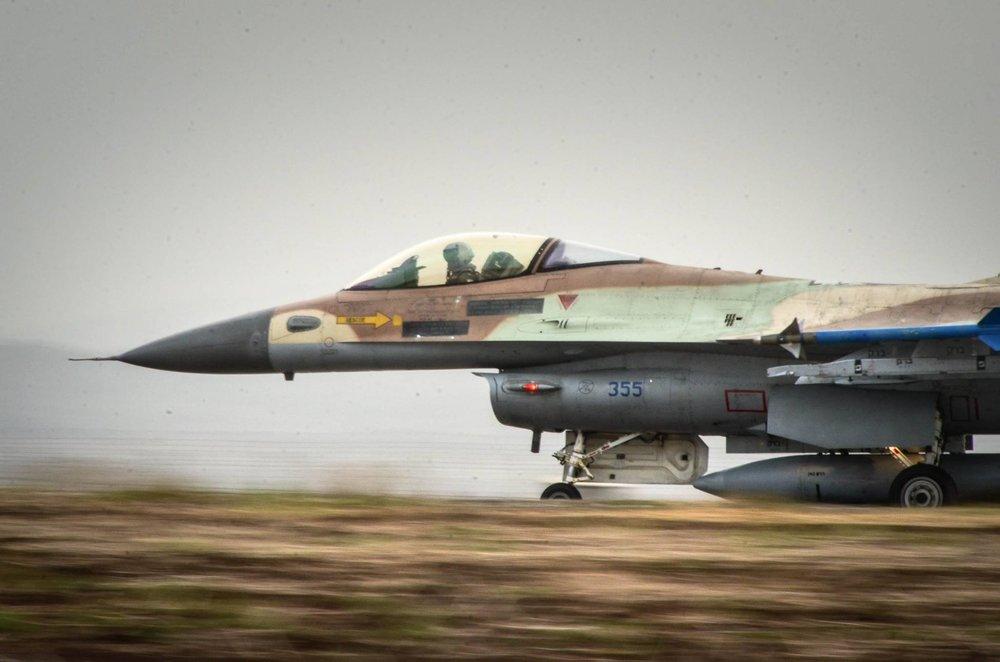 遠在中東的以色列,也受邀參加今年的環太平洋軍演。圖片來源:משרד הביטחון