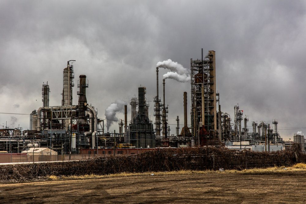 川普將對全球各國際出「鋼鋁稅」。圖片來源:Patrick Hendry/Unsplash