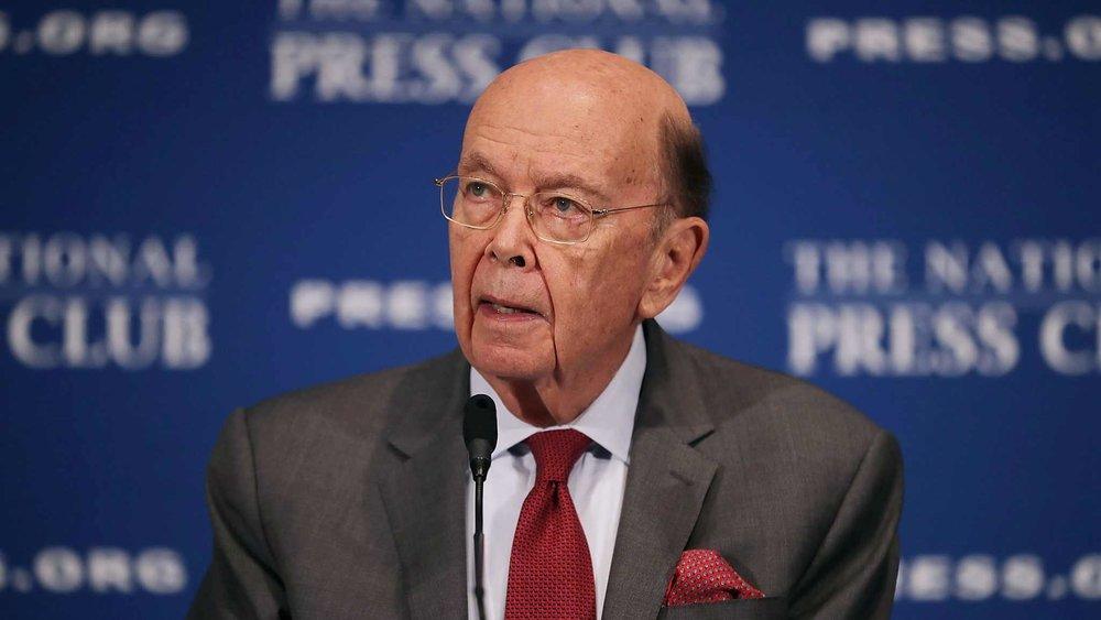 美國商務部長羅斯日前幫助川普與中國展開貿易談判。圖片來源:中國環球電視網