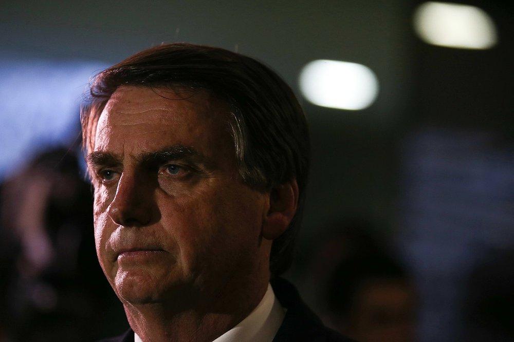 巴西國會議員波索納洛抨擊中巴經貿關係,聲望暴漲。圖片來源:維基共享資源