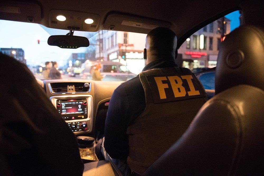 美國聯邦調查局逮捕潛伏在國防部的中國間諜。圖片來源:FBI