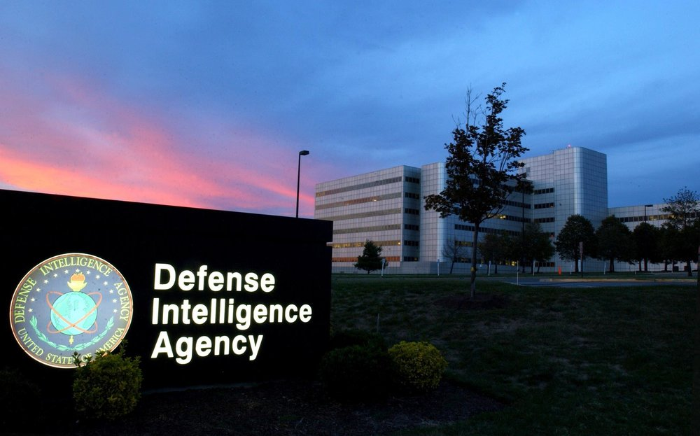 美國國防情報局遭中國間諜滲透。圖片來源:Defense Intelligence Agency