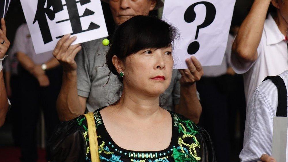 台北市政府教育局小年夜公布「維持蕭曉玲解聘」的決議,令當事人錯愕。圖片提供:蕭曉玲