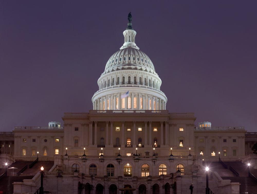 美國參議院通過《2019國防授權法案》。圖片來源:維基共享資源