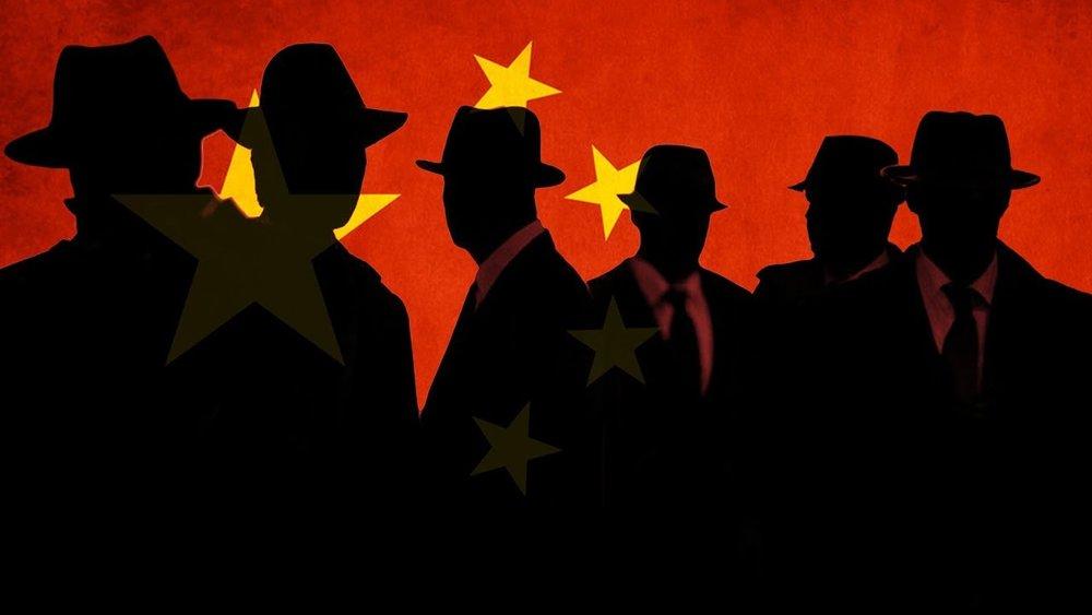 中國間諜秦樹人企圖從美國偷取反潛戰裝置,遭檢方逮捕。圖片來源:China Uncensored/YouTube