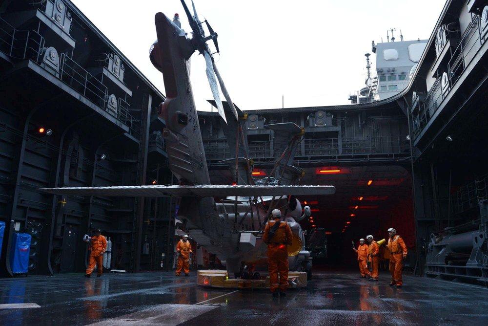日本與台灣共同面對中國的霸權威脅。圖片來源:日本防衛省海上自衛隊