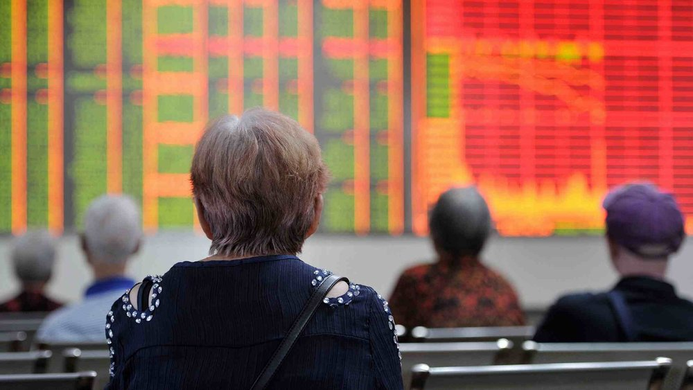 人民幣近期也狂貶值。圖片來源:中國環球電視網