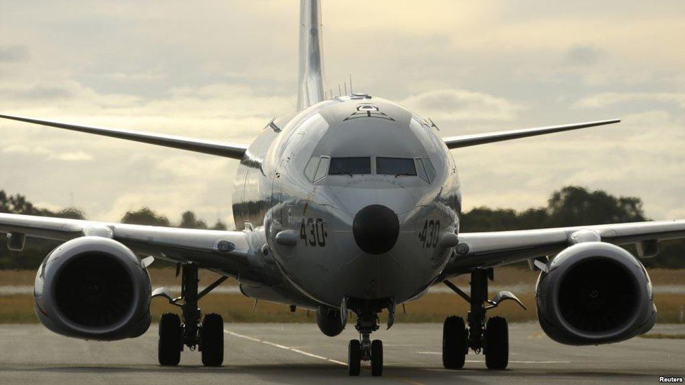 紐國政府向美國波音公司購買反潛偵察機,力抗中國。圖片來源:Reuters