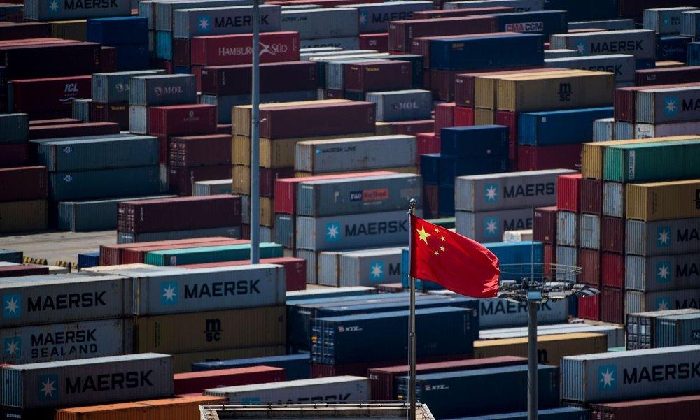 美國總統川普擬對中國祭出2000億貿易制裁。圖片來源:視覺中國