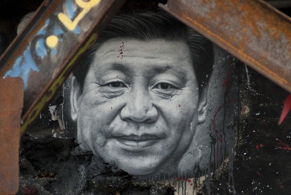 中國國家主席習近平遭川普的經濟顧問批評,是美中貿易戰的亂源之源。攝:Abode of Chaos/Foter