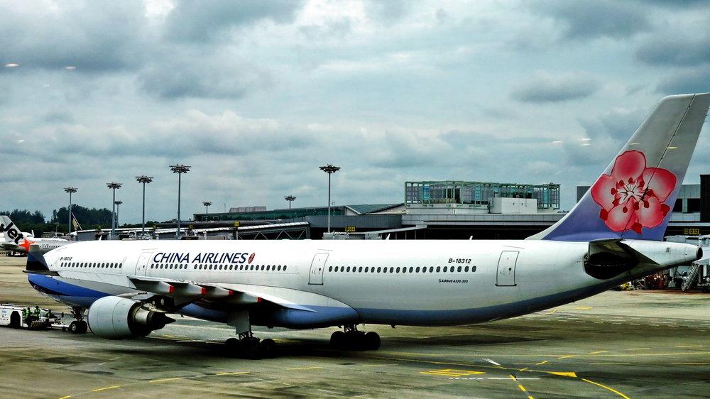 交通部將把台灣改名的航空公司,將考慮不讓其班機停泊空橋做為懲罰。圖片來源:Ferry Octavian/Foter