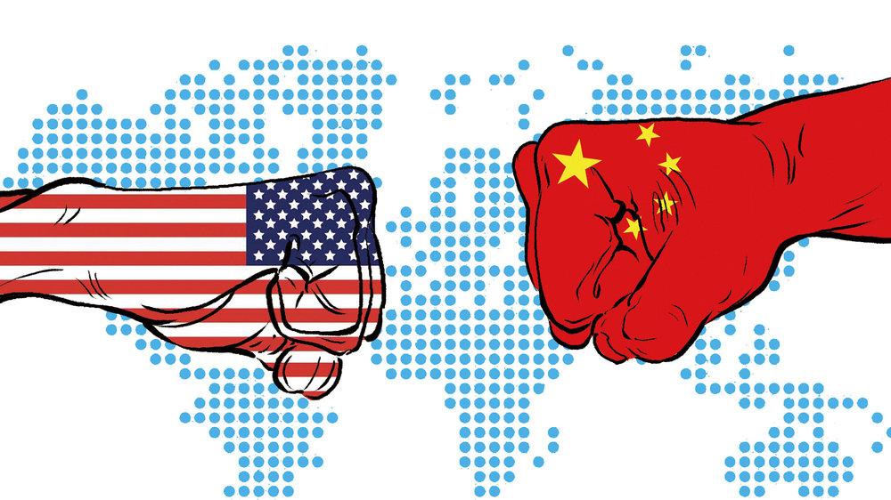 美國將啟動對中國160億美元商品課徵25%關稅圖片來源:中國環球電視網