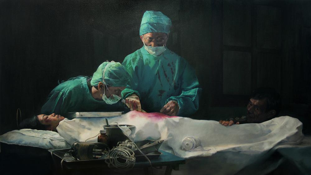 中共活摘器官是意圖。圖片來源:上達 葉/Foter