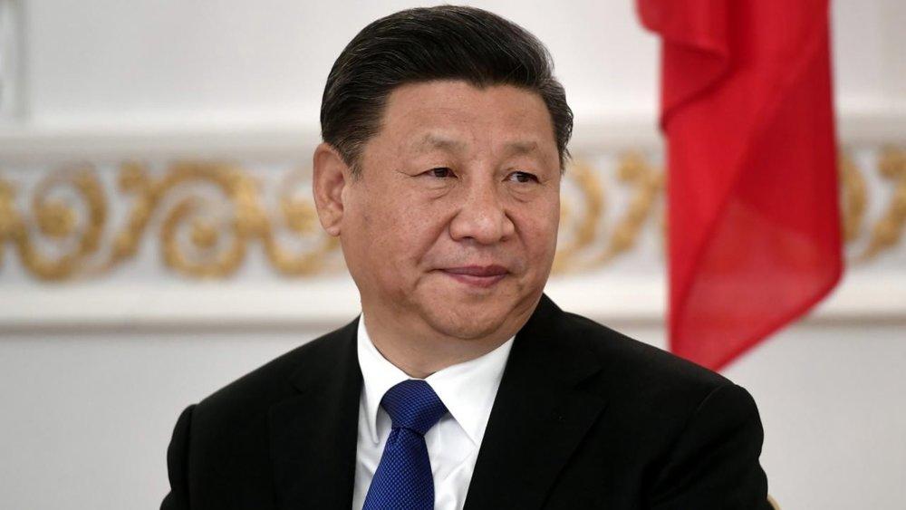 中國網友抨擊習近平是毛澤東的孫子。圖片來源:中國環球電視網