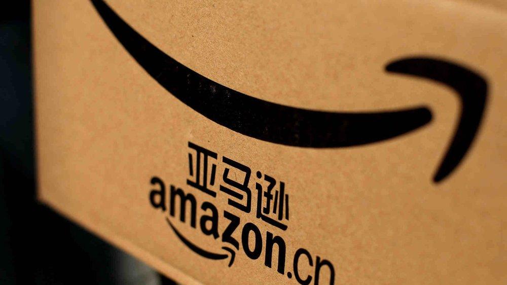 電傷巨擘亞馬遜的中國員工,疑似把客戶個資轉手賣出。圖片來源:中國環球電視網
