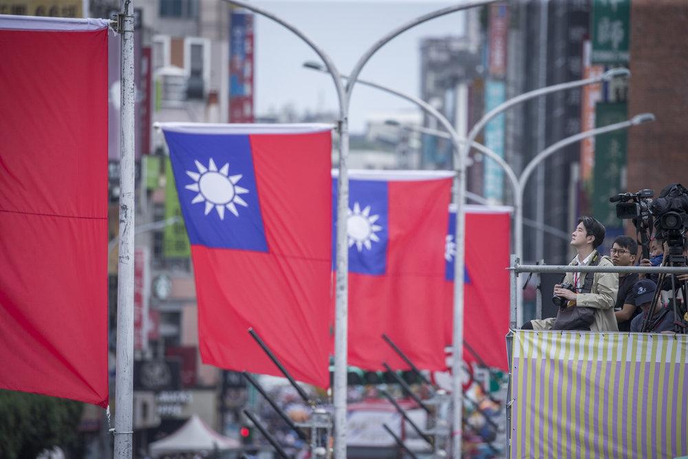 民進黨政府極力阻擋前總統陳水扁參與雙十節。圖片來源:中華民國總統府/Flickr