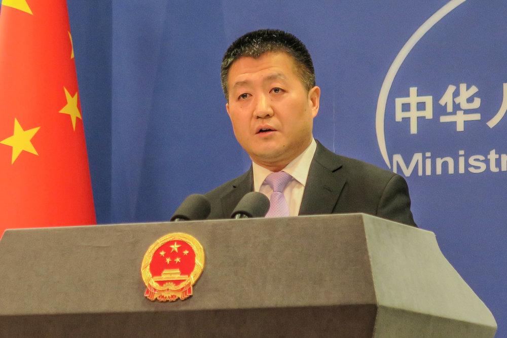 中華人民共和國在外交上力行遵循「和平共處五項原則」。圖片來源:中央通訊社