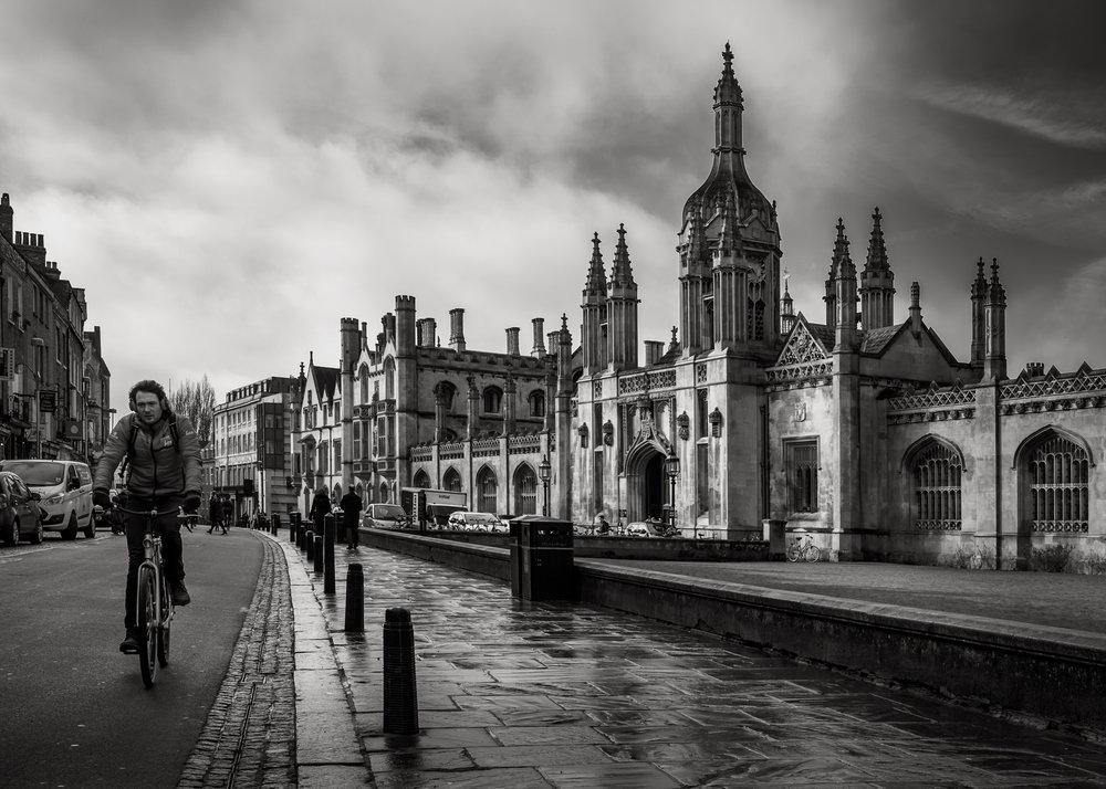 英國擬限制中國來的觀光客到訪劍橋古鎮。圖片來源:thriddle/Foter