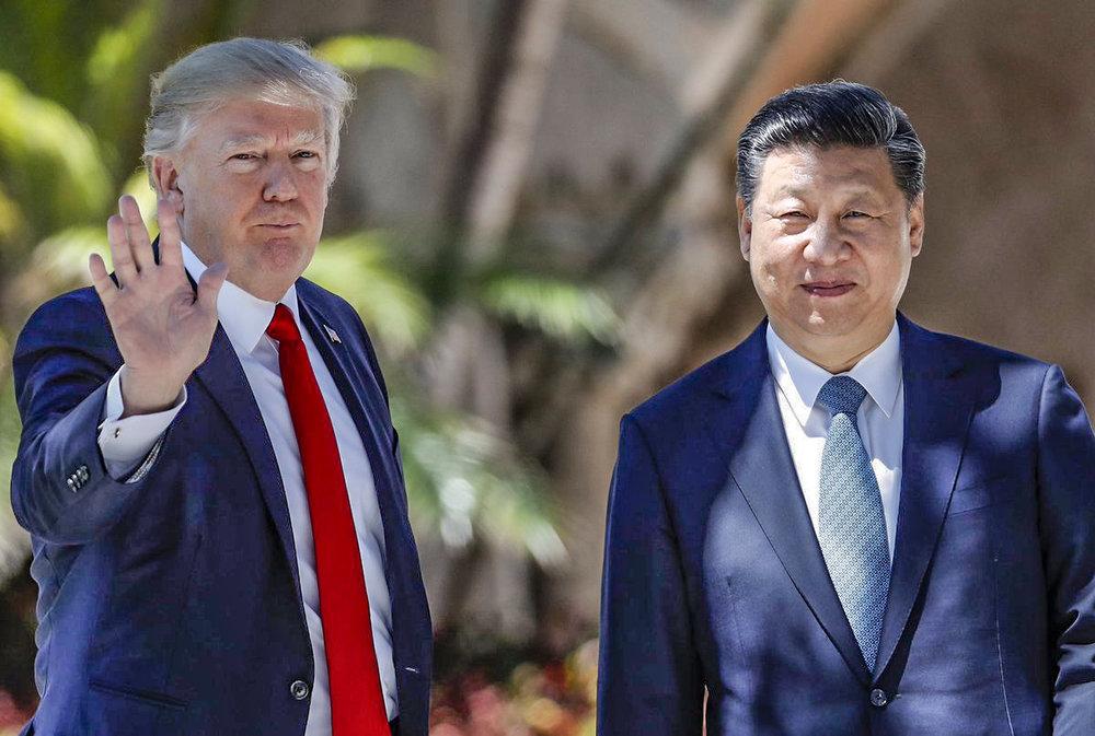 中美貿易問題若無法談攏,川普將對所有中國商品課稅。圖片來源:Associated Press