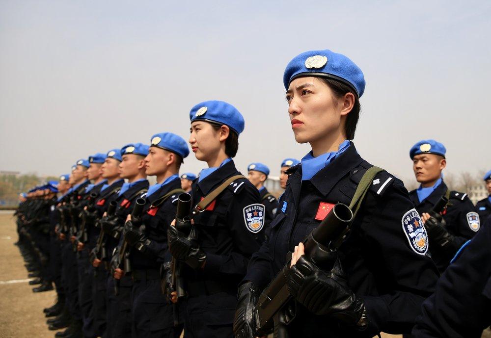 中國將動員上百萬名漢人進駐新疆維吾爾族人家庭中。攝:Yun Zhao/UN Photo